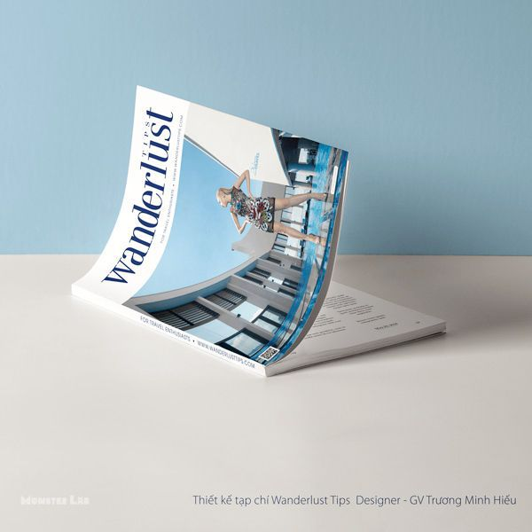 Thiết kế sách - báo - tạp chí