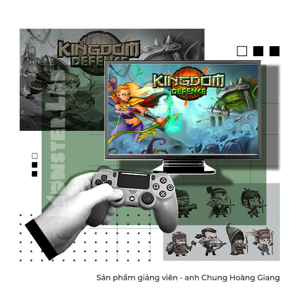 Thiết kế trong game