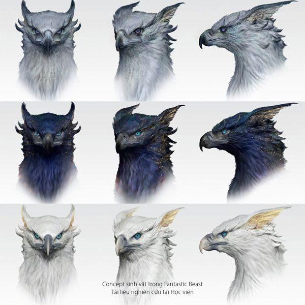 Thiết kế sinh vật khác loài - Creature Design
